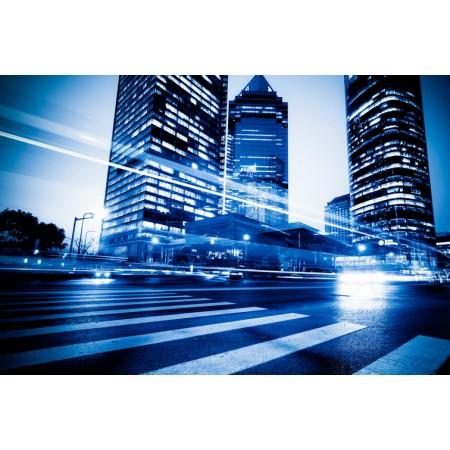 Фотообои Современный город