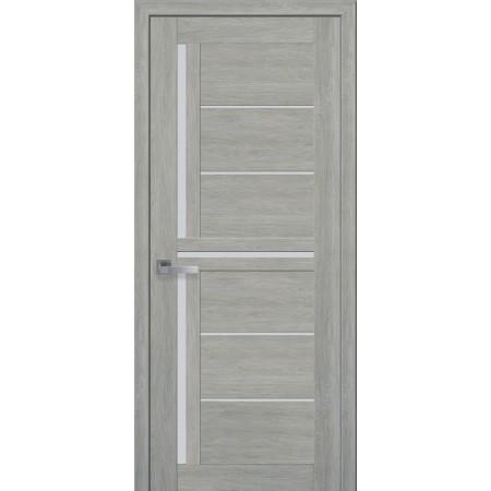 Двери межкомнатные Новый Стиль Диана дуб дымчатый