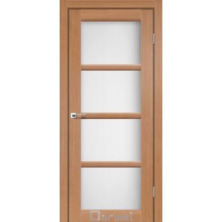 Дверное полотно Avant дуб натуральный со стеклом сатин