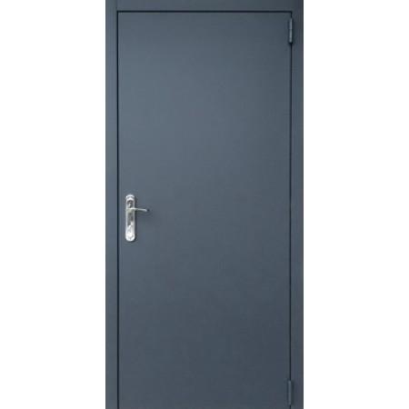 Дверь техническая входная 860/960 мм на 2050 графит