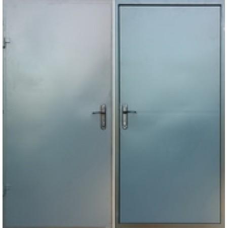 Технические двери Бастион 2 листа 860*2050мм