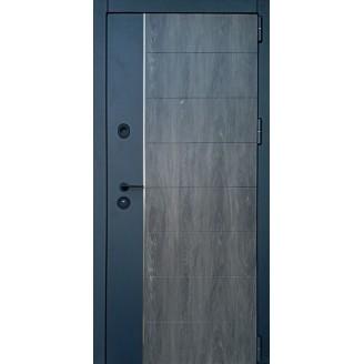 Двери входные Троя New Kale Дуб шато 850мм/950мм  на 2050мм