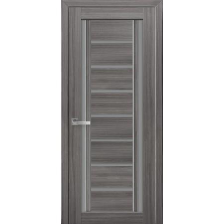 Двери межкомнатные Флоренция жемчуг графит