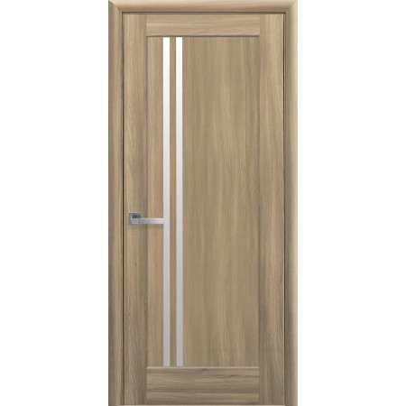 Двери межкомнатные Новый Стиль Делла дуб золотой