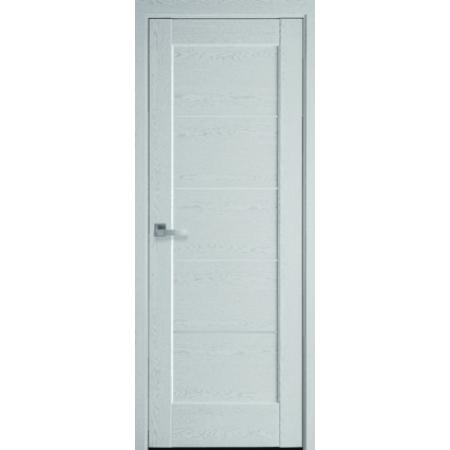 Двери межкомнатные Мира патина серая