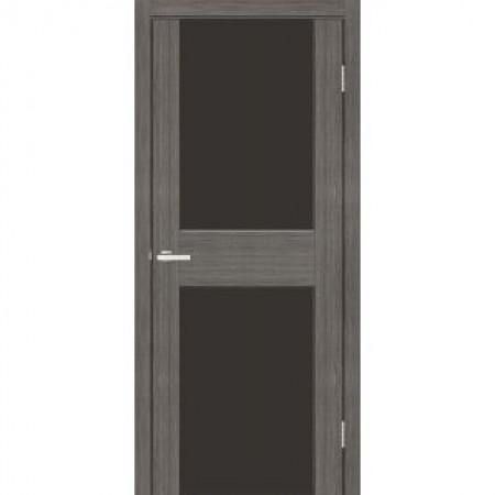 Двери Омис Cortex Gloss 03 дуб ash triplex чёрный