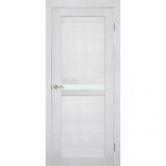 Двери омис Optima 03 CC ясень перламутр