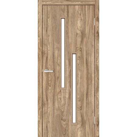 Двери Омис T02 ПО NL дуб Ориндж