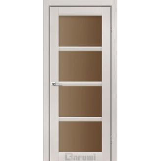 Двери AVANT Дуб ольс стекло сатин бронза