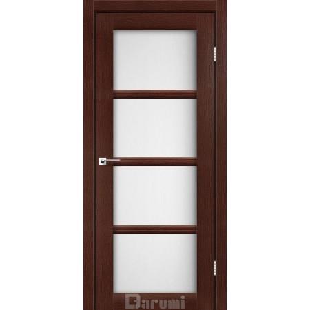 Дверное полотно Avant венге панга со стеклом сатин