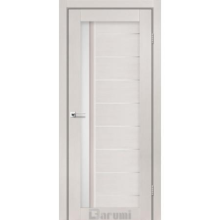 Дверное полотно Bordo дуб ольс со стеклом сатин
