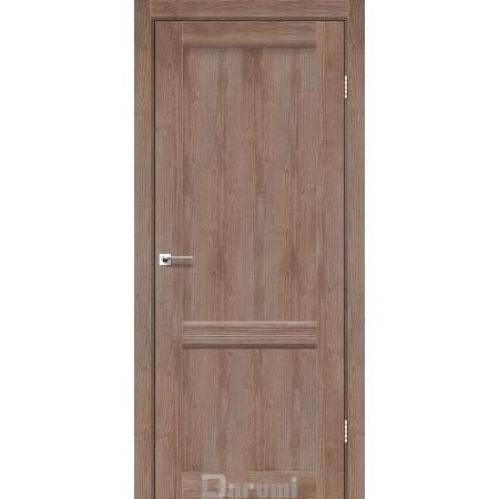 Двери GALANT GL-02 Орех бургун  глухое