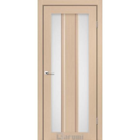 Двери SELESTA Дуб боровий со стеклом сатин