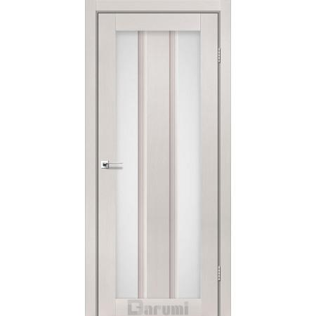 Двери SELESTA Дуб ольс cо стеклом сатин