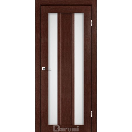 Двери SELESTA Венге панга со стеклом сатин