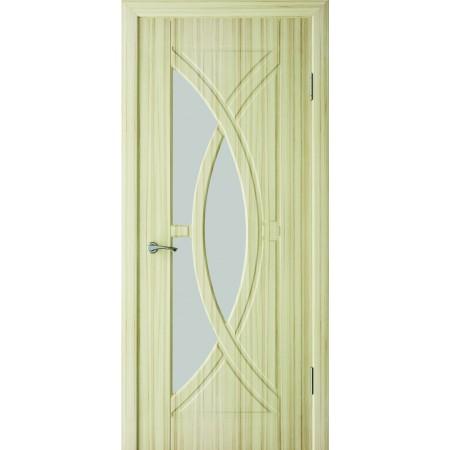 Двери межкомнатные Фантазия береза белая