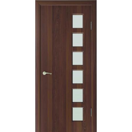 Двери межкомнатные Лофт орех шоколадный