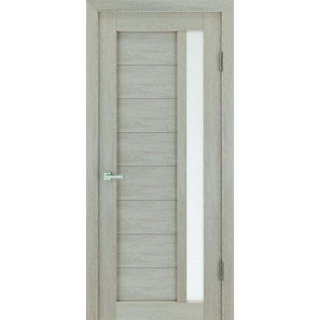 Двери межкомнатные Милениум ML 01 дуб грей