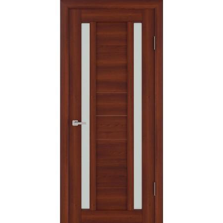 Двери межкомнатные Милениум ML 04 орех шоколадный