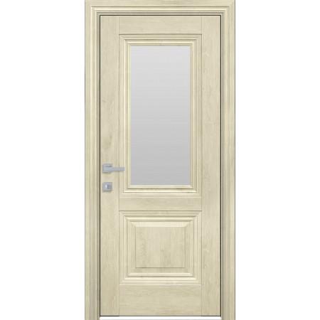 Двери межкомнатные Новый Стиль Канна глухое Орех гималайский