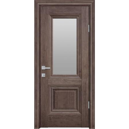 Двери межкомнатные Новый Стиль Канна глухое Орех Норвежский