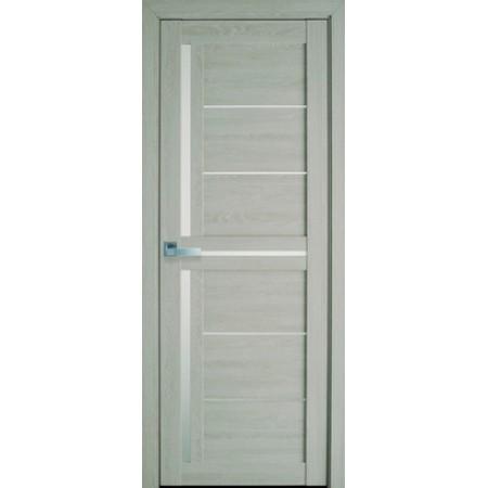 Двери межкомнатные Новый Стиль Диана дуб молочный