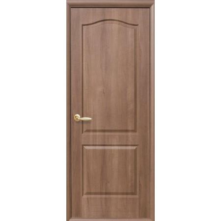 Двери межкомнатные Классик глухое золотая ольха