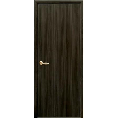 Двери межкомнатные стандарт глухое кедр