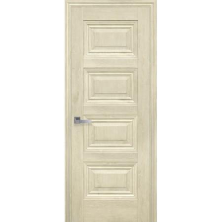 Двери межкомнатные Тесса глухое орех гималайский
