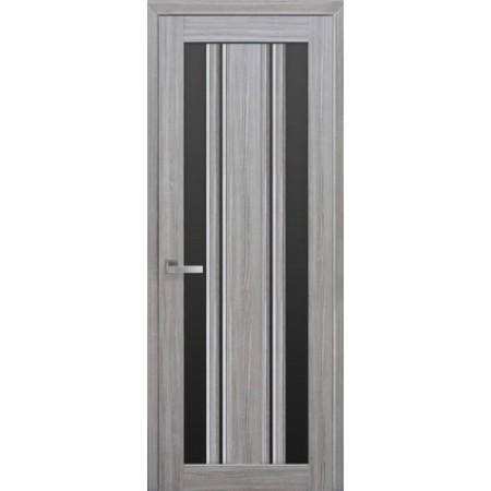 Двери межкомнатные Верона жемчуг серебряный