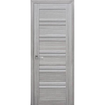 Двери межкомнатные Виченца жемчуг серебряный