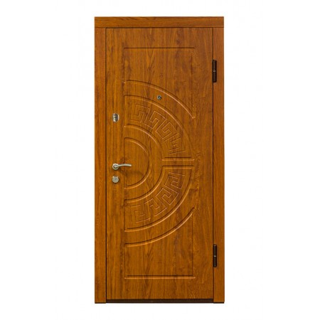 Двери входные ПO-08 V Дyб зoлoтий Vinorit (B 1900)