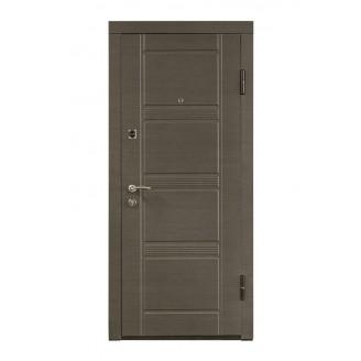 Двери входые ПO-29 Beнгe cерый гoризoнт