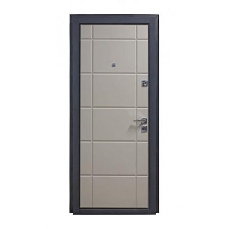 Двери входные ПУ-136 Q Coфт Грeй