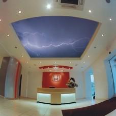 Установка натяжных потолков в Сумах! «Теплый дом» - уют без хлопот!